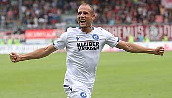 2. Bundesliga: KSC oder Aue – wem gelingt der Traumstart?