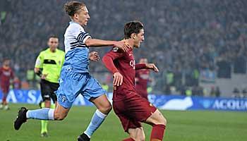 Lazio Rom – AS Rom: Fehlstart für die Giallorossi?