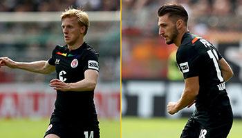 Das sind die Top-Offensiv-Duos der 2. Bundesliga
