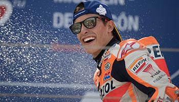 MotoGP: Marc Marquez auf Rekordjagd