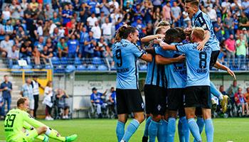 Waldhof Mannheim & Co.: Diese Mannschaften im deutschen Profifußball sind noch ungeschlagen