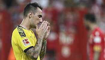 Meisterschaft in der Bundesliga: Erster Rückschlag für den Herausforderer
