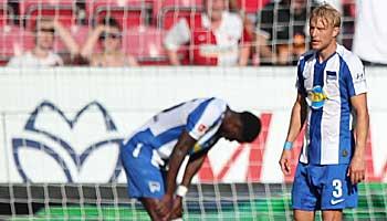 Hertha BSC – SC Paderborn: Das Duell der Sieglosen