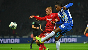 Fortuna Düsseldorf – Hertha BSC: Endspiel für Alexander Nouri