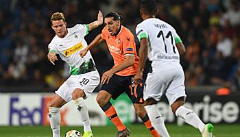 Borussia Mönchengladbach – Basaksehir: Ein Punkt für das Weiterkommen