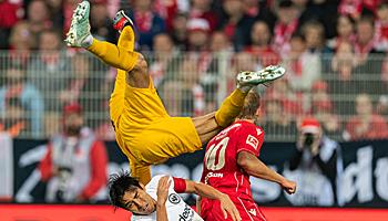 Eintracht Frankfurt – Union Berlin: SGE will Durchschnitt hinter sich lassen