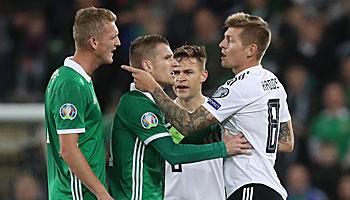Deutschland – Nordirland: Ein Sieg für Platz 1