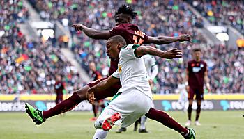 Borussia Mönchengladbach – TSG Hoffenheim: Nichts zu holen für die Kraichgauer