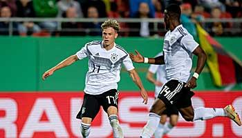 U21, Wales – Deutschland: Kuntz-Team startet in die EM-Qualifikation