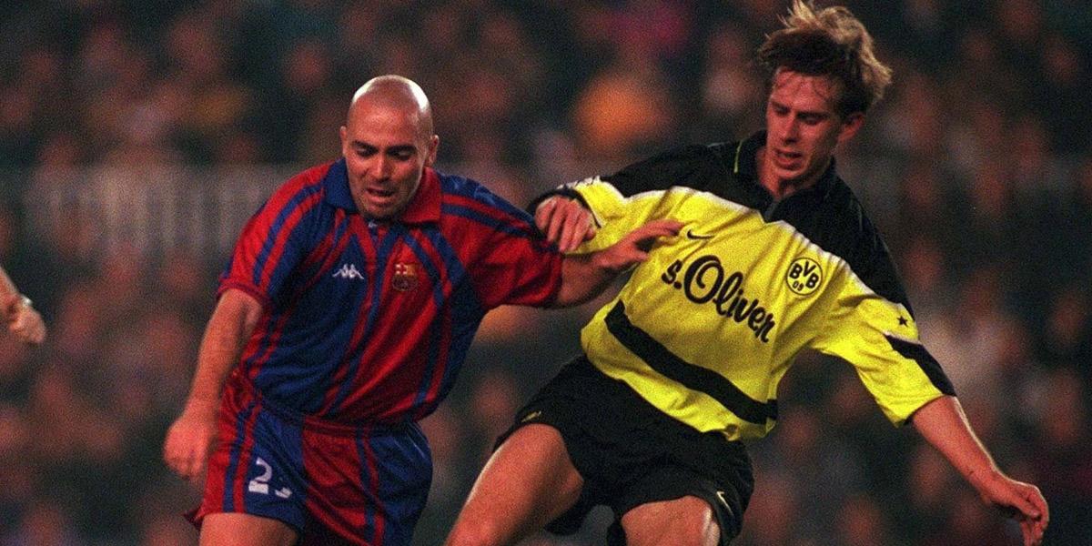 FC Barcelona, Borussia Dortmund