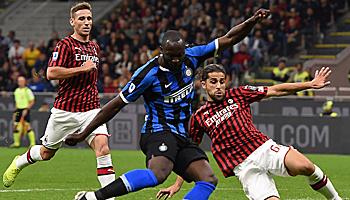 Inter Mailand – AC Mailand: Die Jagd aufs internationale Geschäft