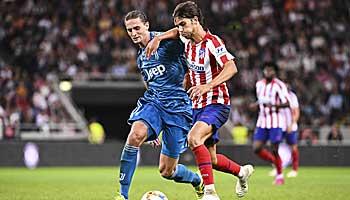 Juventus Turin – Atletico Madrid: Nächste Runde im Privatduell