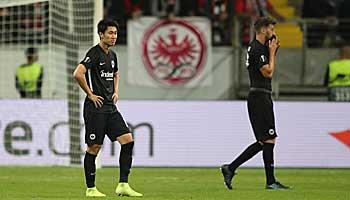 Vitoria Guimaraes – Eintracht Frankfurt: SGE noch sieglos in Portugal