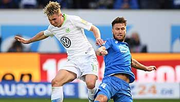 VfL Wolfsburg – TSG Hoffenheim: Tore satt im Montagsspiel?