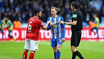 FSV Mainz 05 – Hertha BSC: Fehlstarter unter sich