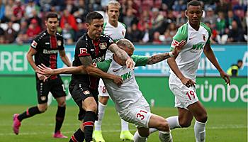 Bayer Leverkusen – FC Augsburg: Es kann nur einen Sieger geben