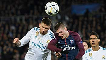 Real Madrid – Paris St. Germain: Königliche Revanche?