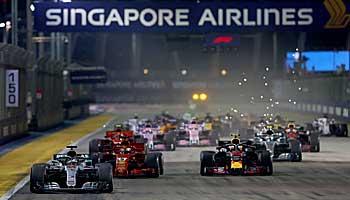 Formel 1: Rennvorschau & Wetten für den GP von Singapur