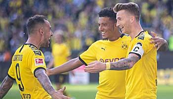 Meisterschaft in der Bundesliga: BVB zeigt Reaktion
