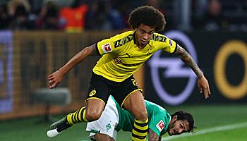 Werder Bremen – BVB: Borussia will SVW-Fluch beenden