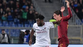 AS Rom – AC Mailand: Richtungsweisende Auseinandersetzung