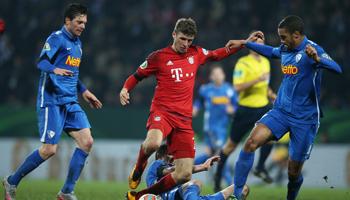 VfL Bochum – Bayern München: Bayerische Durchgangsstation in Richtung Berlin