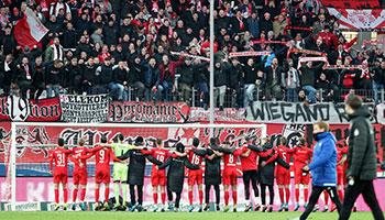 3. Liga: 10 Spiele, 10 Wetten, 19. Spieltag