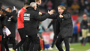 1. FC Köln – Fortuna Düsseldorf: Knackt Gisdol die 50 im Rheinderby?