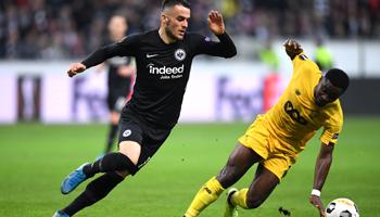 Standard Lüttich – Eintracht Frankfurt: Eintracht für 2. Schlüsselspiel bestens gerüstet