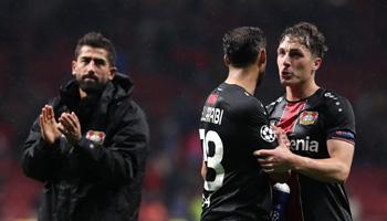 Frühestes Champions-League-Aus? Rechenspiele mit Bayer Leverkusen
