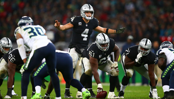 NFL: Raiders fürchten London und die Mack-Attack
