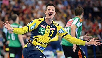 Handball-Bundesliga: Die Löwen wollen den Spitzenreiter stürzen