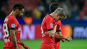 Bayer Leverkusen – Atletico Madrid: Rojiblancos holen zum K.o-Schlag aus