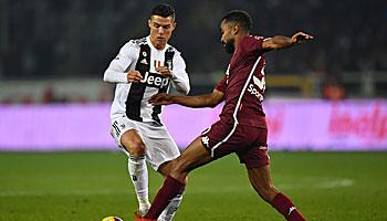 FC Turin – Juventus: CR7 im Derby della Mole treffsicher