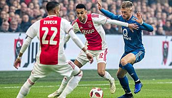 Ajax Amsterdam – Feyenoord Rotterdam: Die Gäste stecken in der Krise