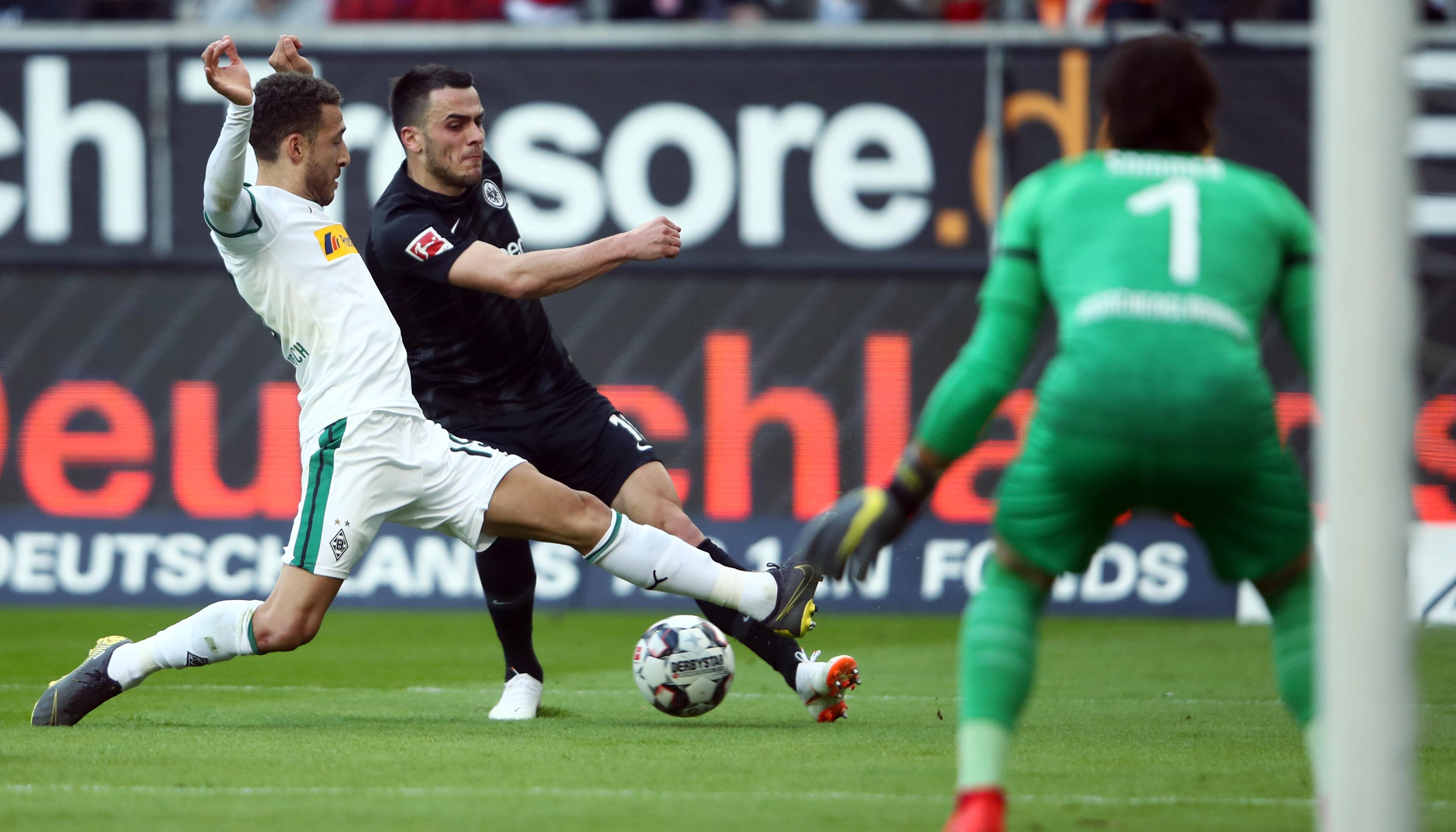 Borussia Mönchengladbach – Eintracht Frankfurt: Alles ist möglich