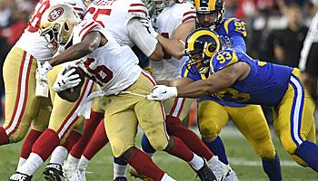 NFL: Darum werden die Rams die Siegesserie der 49ers beenden