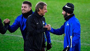 Hertha BSC: Spezialwetten zum Trainer-Comeback von Klinsmann