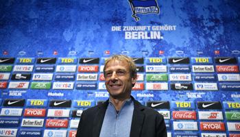 Neuer Hertha-Trainer – 2. Anlauf für Jürgen Klinsmann als Bundesliga-Coach