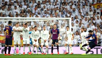 Lionel Messi: Freistoß-Quote wie vom Elfmeterpunkt