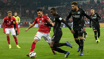 Eintracht Frankfurt – FSV Mainz 05: Mainzer gehen druckerprobt in den Rhein-Main-Schlager
