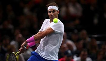 Tennis: Nadal vor den ATP Finals zurück auf dem Thron