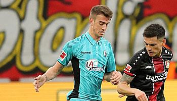 SC Freiburg – Bayer Leverkusen: Post-Corona-Trend vergiftet die nächste Serie