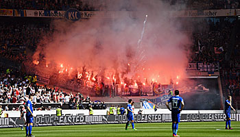 Baden-Württemberg-Derby: KSC kämpft gegen Negativ-Serien