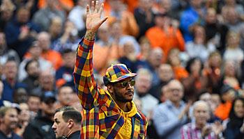 NBA-Comeback: Carmelo Anthony wird ein Trail Blazer