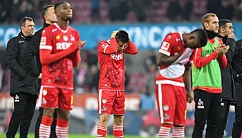 1. FC Köln: Zwischen Hoffen und Bangen