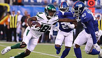 New-York-Derby: 50. Duell zwischen Jets und Giants