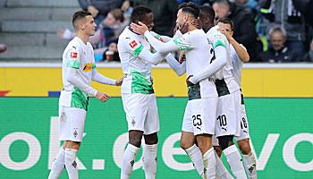 Borussia Mönchengladbach: Darum kann der Klub Deutscher Meister werden