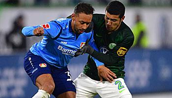 Bayer Leverkusen – VfL Wolfsburg: Bayer-Express läuft mit Volldampf zu Hause ein