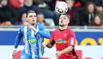 Hertha BSC – SC Freiburg: Ende der Augenhöhe